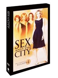 Sex ve městě 4.sezóna DVD