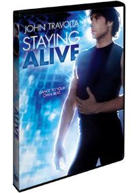 Zůstat naživu DVD