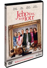 Jeho fotr, to je lotr! DVD
