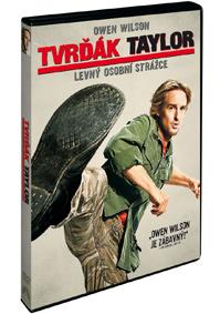 Tvrďák Taylor DVD