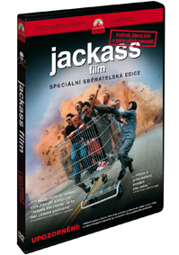 Jackass: Film DVD (dab.)