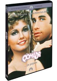 Pomáda (dab.) DVD