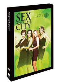 Sex ve městě 3.sezona DVD