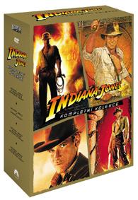 Indiana Jones kolekce 5DVD