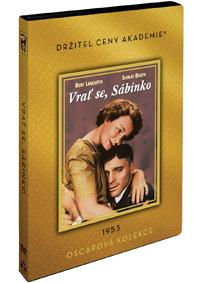 Vrať se, Sábinko DVD