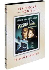 Podivná láska Marty Iversové DVD