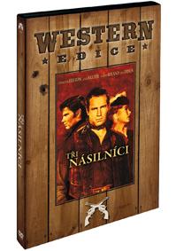 Tři násilníci - Western edice DVD