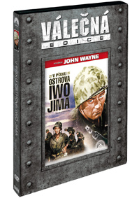 V písku ostrova Iwo Jima - Válečná kolekce DVD