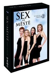 Sex ve městě sezona 2. 3DVD
