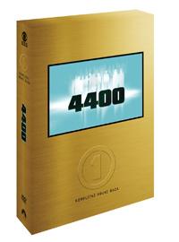 4400: Sezóna 1. 2DVD (dab.)