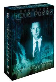 Městečko Twin Peaks 2.série - část první 3DVD