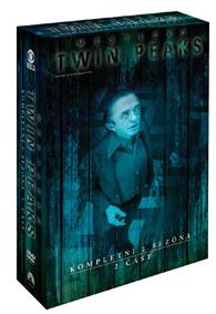 Městečko Twin Peaks 2.série - část druhá 3DVD