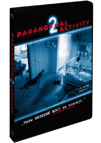 Paranormal Activity 2. DVD