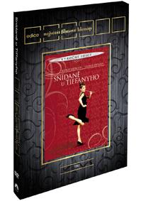 Snídaně u Tiffanyho SE - Edice Filmové klenoty DVD