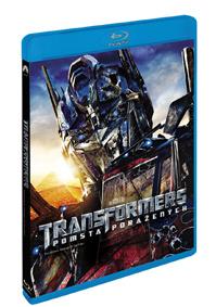 Transformers 2.: Pomsta poražených Blu-ray