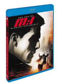 Mission: Impossible Blu-ray
