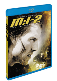 Mission: Impossible 2. Blu-ray