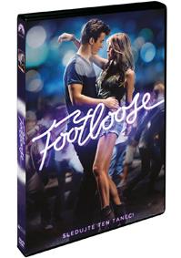 Footloose: Tanec zakázán DVD