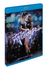 Footloose: Tanec zakázán Blu-ray