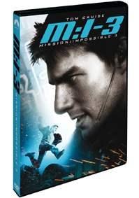 Mission Impossible 3. DVD