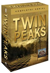 Městečko Twin Peaks kolekce: kompletní seriál 9DVD