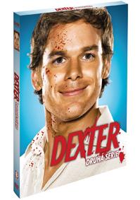 Dexter 2. série 3DVD
