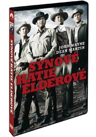 Synové Katie Elderové DVD