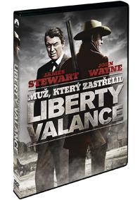 Muž, který zastřelil Libertyho Valance DVD