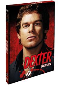 Dexter 3. série 3DVD