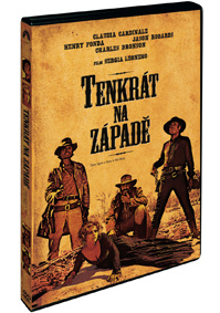 Tenkrát na Západě (dab.) DVD