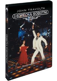 Horečka sobotní noci (dab.) DVD