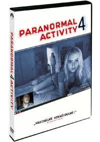 Paranormal Activity 4. DVD