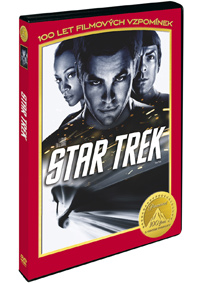 Star Trek (2009) - 100 let Paramountu DVD
