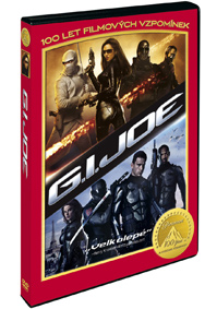 G.I. Joe - 100 let Paramountu DVD