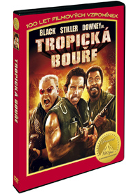 Tropická bouře - 100 let Paramountu DVD