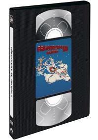 Připoutejte se, prosím! 2. - Retro edice DVD