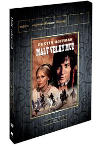 Malý Velký Muž - Edice Filmové klenoty DVD