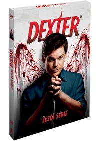 Dexter 6. série 3DVD