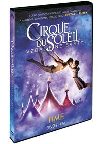 Cirque Du Soleil: Vzdálené světy DVD