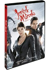 Jeníček a Mařenka: Lovci čarodějnic DVD