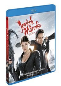 Jeníček a Mařenka: Lovci čarodějnic Blu-ray