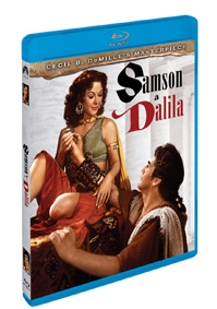 Samson & Dalila Blu-ray