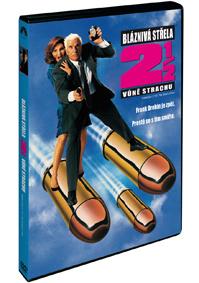 Bláznivá střela 2 a 1/2: Vůně strachu DVD