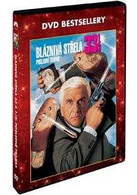 Bláznivá střela 33 a 1/3: Poslední trapas - DVD bestsellery