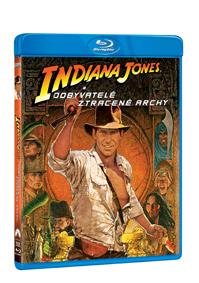 Indiana Jones a dobyvatelé ztracené archy Blu-ray