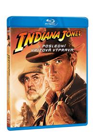 Indiana Jones a poslední křížová výprava Blu-ray