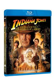 Indiana Jones a království křišťálové lebky Blu-ray