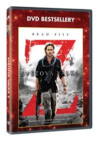 Světová válka Z - Edice DVD bestsellery
