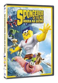 SpongeBob ve filmu: Houba na suchu DVD