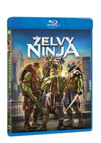 Želvy Ninja Blu-ray